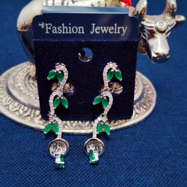 AD Silver Necklace