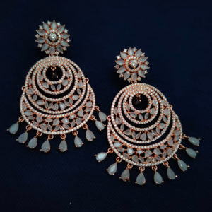 AD Rose Gold Earrings - ADRGE101