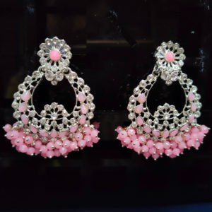 ChandBali Silver Earrings – CBSLE1003