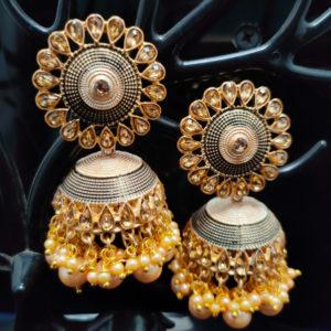 Jhumka Earrings JMKE1036