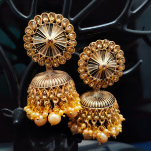 Jhumka Earrings JMKE1037