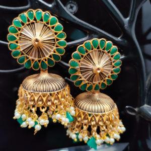 Jhumka Earrings JMKE1038