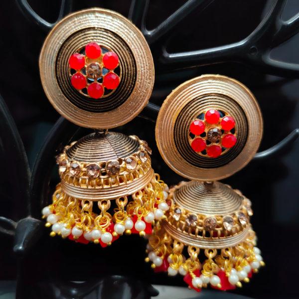Jhumka Earrings JMKE1040
