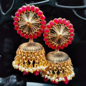 Rani Jhumka Earrings JMKE1043
