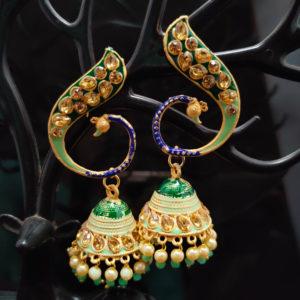Jhumka Earrings JMKE1047