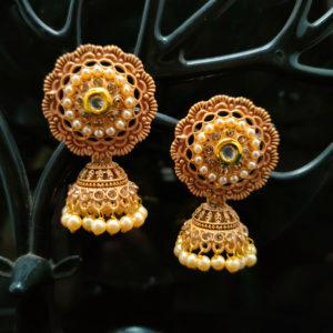 Jhumka Earrings JMKE1053