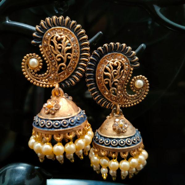 Jhumka Earrings JMKE1063