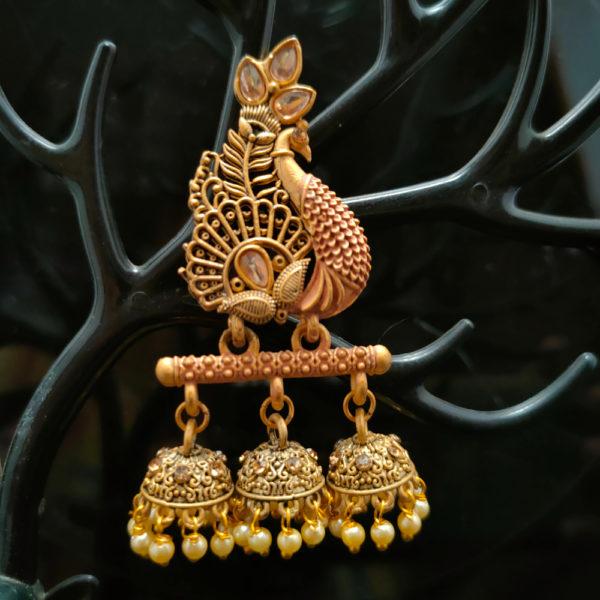 Jhumka Earrings JMKE1054
