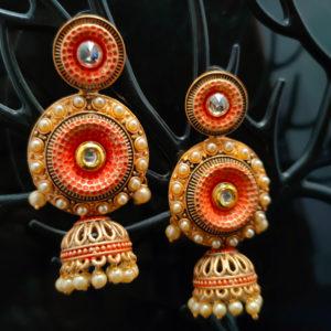 Jhumka Earrings JMKE1055
