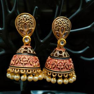 Jhumka Earrings JMKE1057