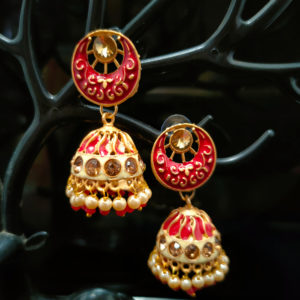 Jhumka Earrings JMKE1058