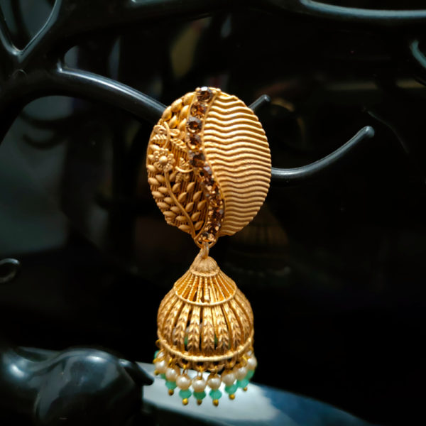 Jhumka Earrings JMKE1059