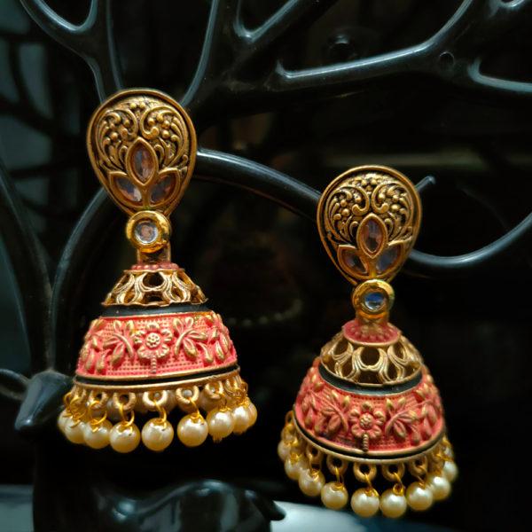 Jhumka Earrings JMKE1060