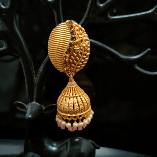 Jhumka Earrings JMKE1064