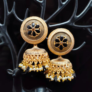 Jhumka Earrings JMKE1065