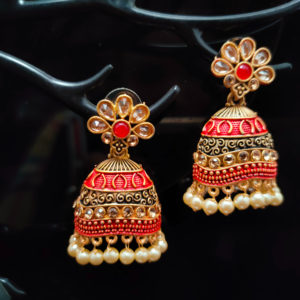 Jhumka Earrings JMKE1066