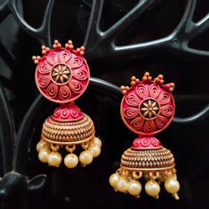 Jhumka Earrings JMKE1067