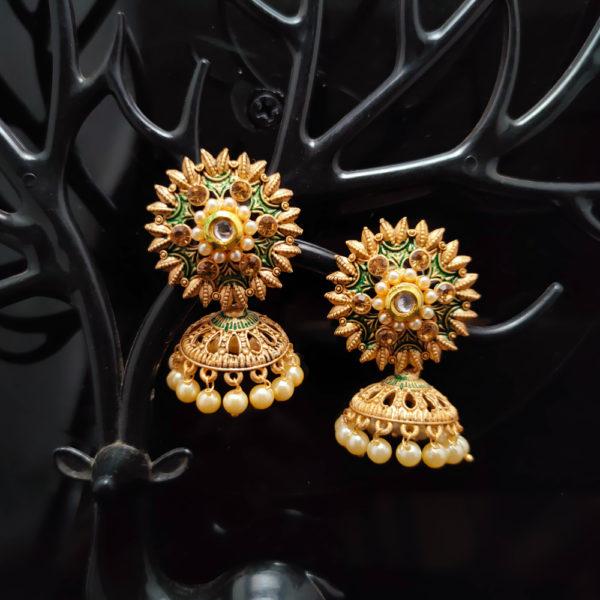 Jhumka Earrings JMKE1070