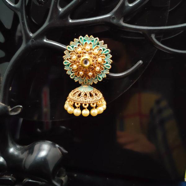 Jhumka Earrings JMKE1071