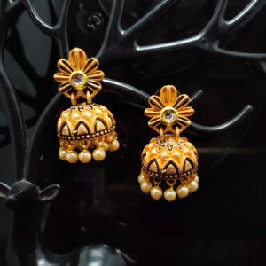 Jhumka Earrings JMKE1072